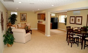 $199 Custom Basement Design with Measurements...