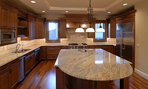 $2,450 for New Granite Countertops