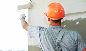 $899 for Two Exterior Painters for a Day