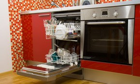 $155 for a Large Appliance Repair with Additional...