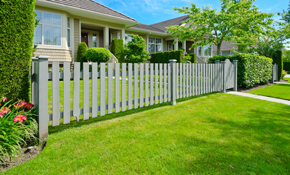 $2,400 for Vinyl Fencing Materials and Delivery