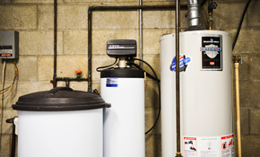 $1,075 for a 50-Gallon Gas Water Heater Installed
