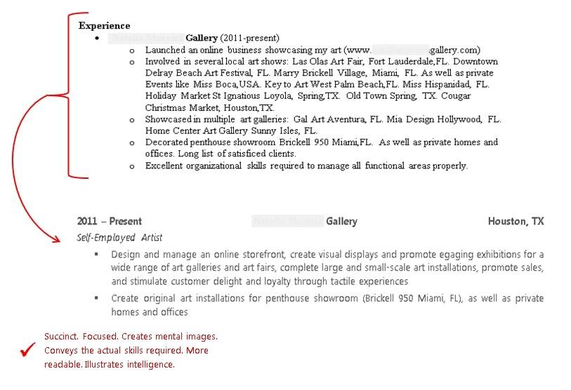 resume writing service austin tx