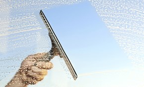 $105 for Comprehensive Window Cleaning Plus...