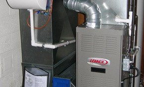 $2,099 for a New Gas Furnace Installed