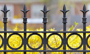 $349 for $500 Credit Toward New Fencing