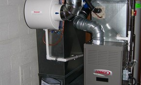 $2,950 for a New Gas Furnace Installed