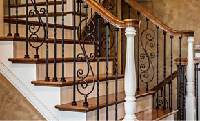 $1,400 for 10 Linear Feet of Banister Replacement