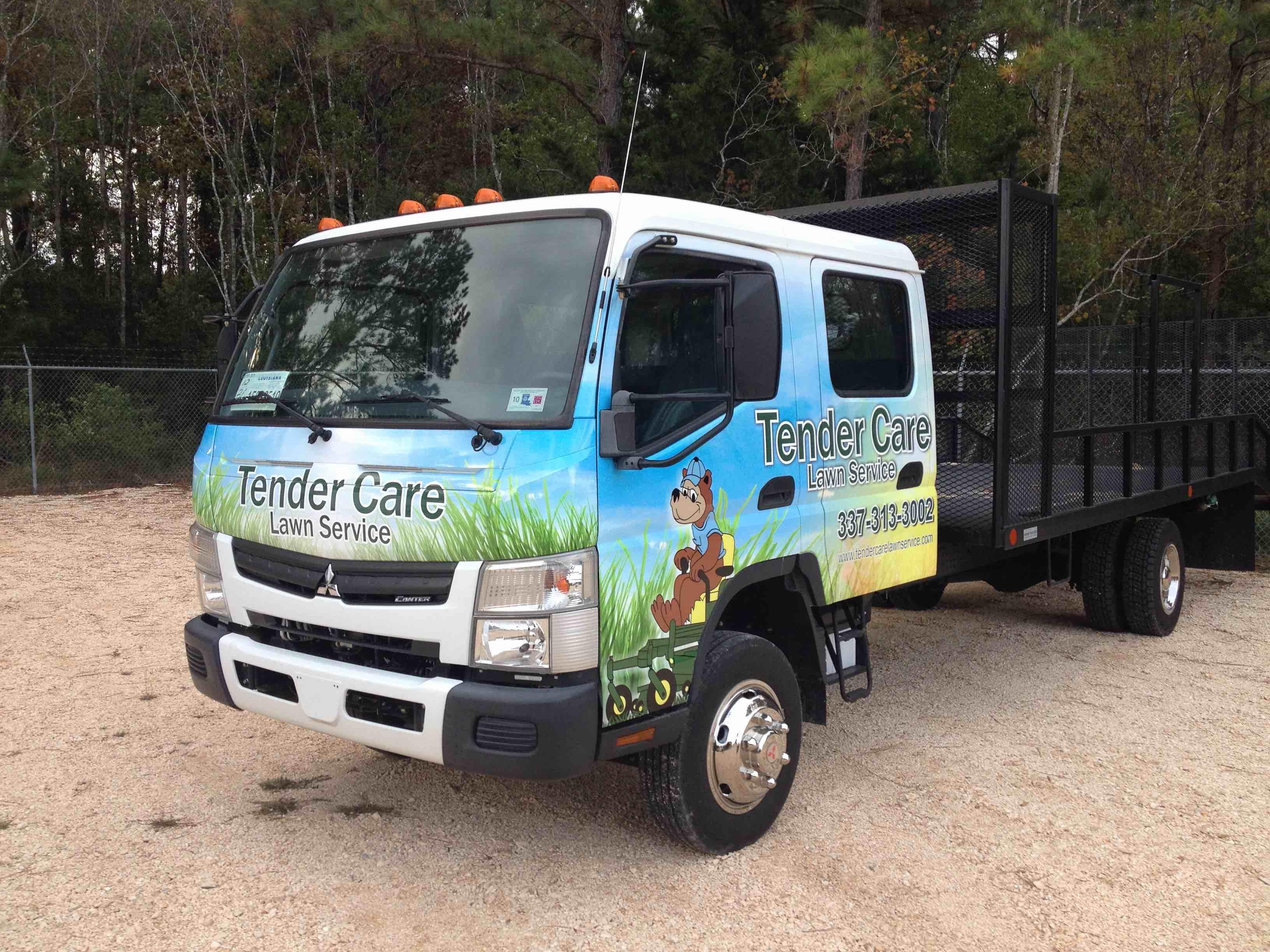 Tender care lawn service sulphur la 70665 angies list for Lawn maintenance companies