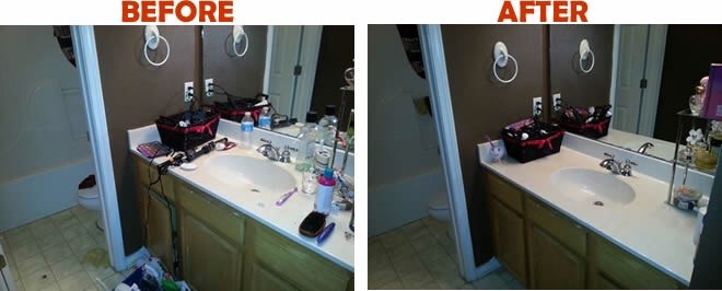 Rio cleaning tarpon springs fl 34689 angies list for Cleaning out house after death