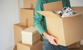 $179 for 4 Hours of Moving Services