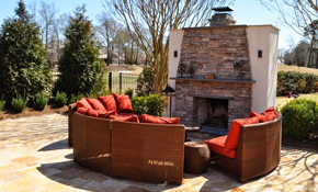 $5,500 For Paver Stone Patio Delivered and...