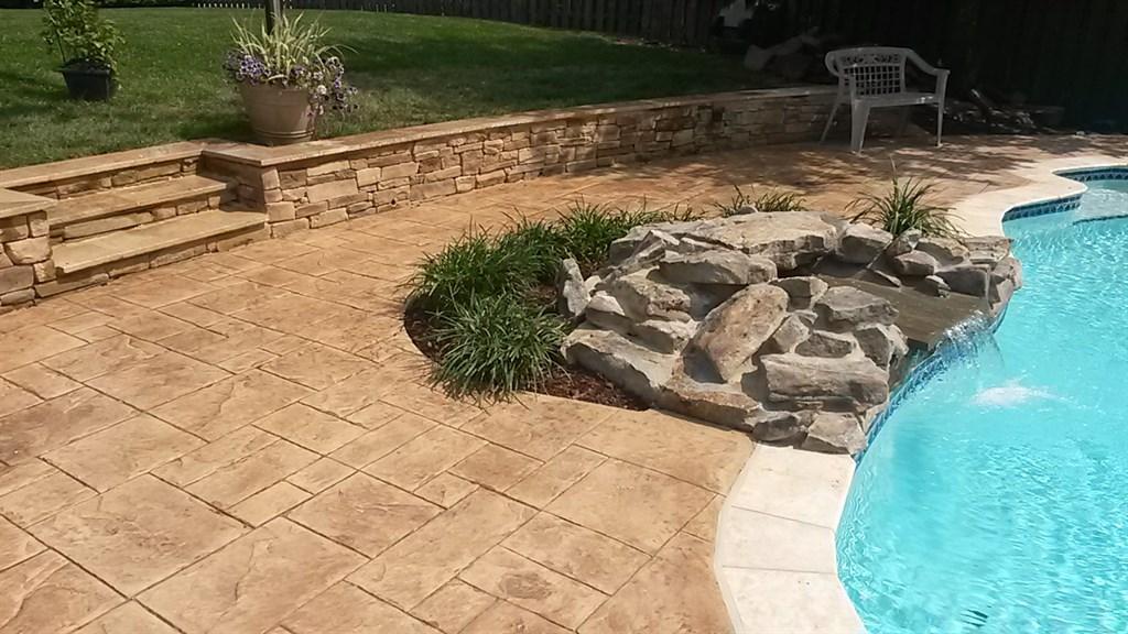 Salzano Custom Concrete Centreville Va 20120 Angies List