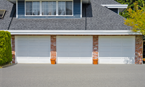$1,200 for 16' X 7' New Garage Door Installation