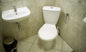 $185 for New Toilet Installation with a Free...