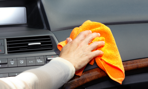 $89 for Interior Auto Detailing and Exterior...