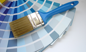 $350 for $500 Credit Toward Interior Painting