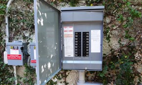 $135 for Circuit-Breaker Panel Inspection...