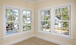 $1,200 for 3 Double Pane Energy Star Windows...