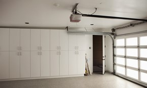 $290 for Garage Door Tune-Up and Keypad Installation