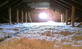 $420 Worth of Attic Insulation for $250 Including...
