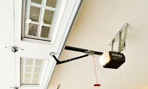 $250 for Garage Door Tune-Up and Remote Control