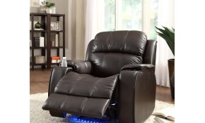 $675 for Seating by Home Elegance Power Reclining...