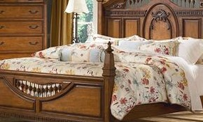 $3,520 for Five-Piece Bedroom Set Grouping