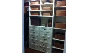 $100 Toward a New Closet System Installation--Includes...