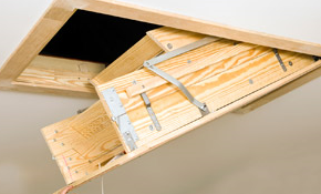 $99 for $150 Credit Toward Attic Stair Replacement