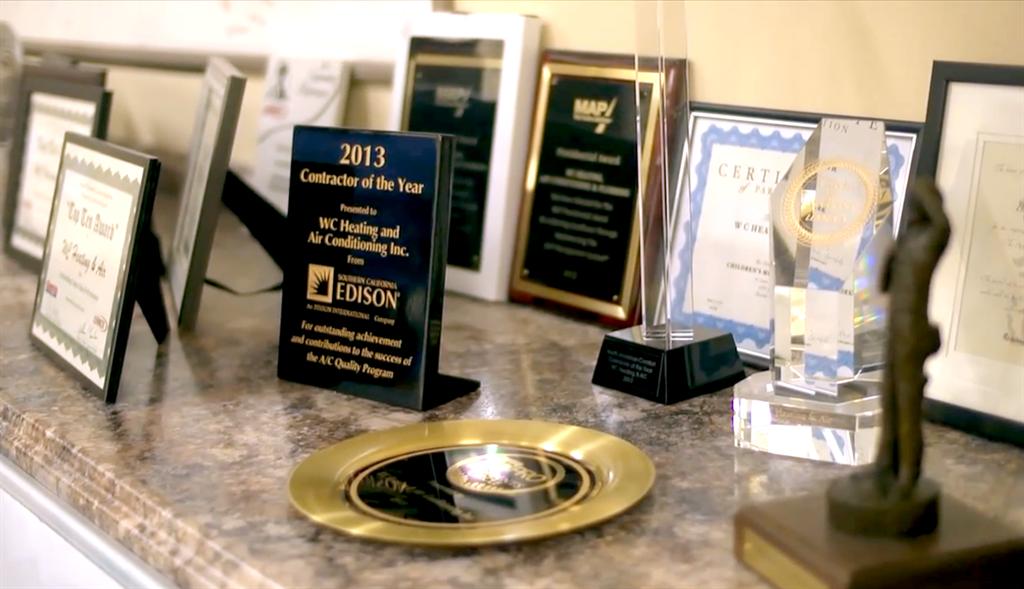 We Care is an award winning company