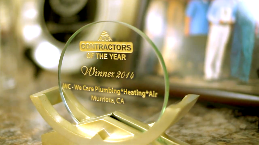 ACCA Contractor of the Year 2014