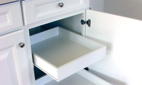 $270 for 5 Cabinet Installations