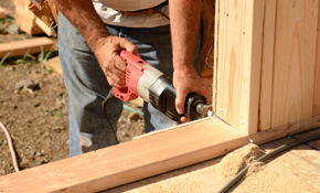 $405 for 6 Hours of Home Repair or Remodeling
