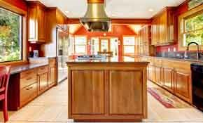 $1,000 for $1,100 Toward Custom Kitchen Cabinets