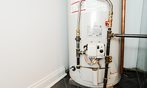 $899 for a 40 Gallon Water Heater with 6-Year...