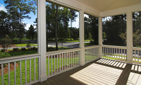 $349 for $1,000 Toward Deck Installation...