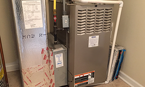 $2,999 for a New High-Efficiency Gas Furnace...