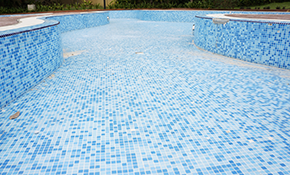 $189 for Professional Pool Tile Cleaning