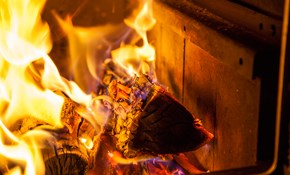 $119 for a Gas Log Fireplace Tune-Up, Cleaning,...