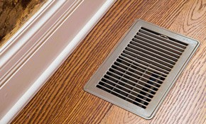 $385 Home Air Duct Cleaning with Sanitizing