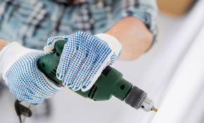 $285 for Four Hours of Handyman Service
