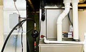 $1,710 for a New Gas Furnace Installed