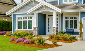 $499 for Landscaping Package, Including 4...
