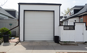 $72 Garage Door Tune-Up