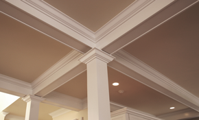 $299 for Crown Molding Installed and Painted