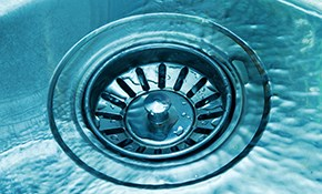 $175 for Kitchen Sink Drainage Restoration