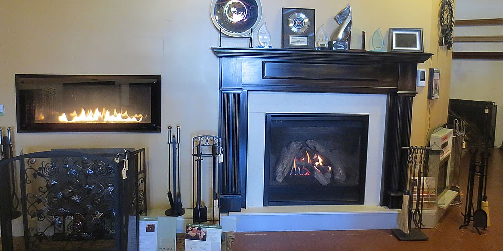 Ventless FireplaceRh Peterson Co In Wall Gas Fireplace