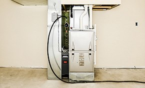 $1,799 for a New Gas Furnace Installed