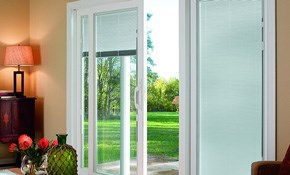 $2,245 for an 6' Sliding Patio Door Low E...
